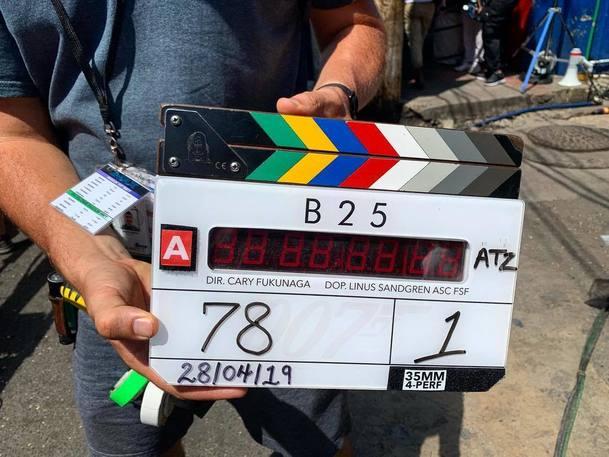 Bond 25: Daniel Craig se zranil, natáčení pozdrženo | Fandíme filmu