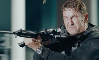 Angel Has Fallen: Gerard Butler si hraje na Uprchlíka v traileru na závěr akční trilogie | Fandíme filmu