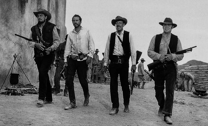 Divoká banda: Remake v režii Mela Gibsona nabírá hvězdné obsazení | Fandíme filmu