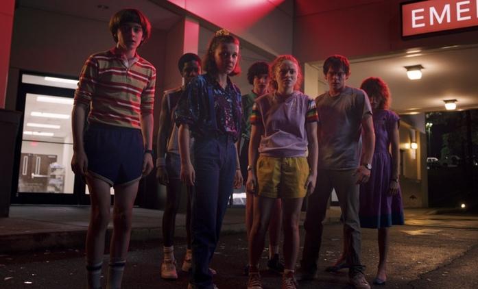 Stranger Things 3: Nový klip a velká sada plakátů   Fandíme seriálům