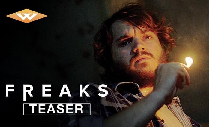 Freaks: Emile Hirsch drží dceru pod zámkem v novém traileru psychologického thrilleru | Fandíme filmu