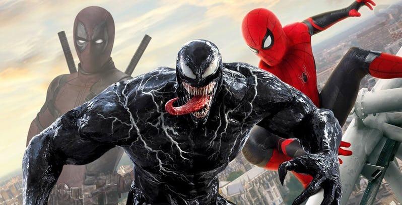 Třetí Spider-Man nejspíš bez Deadpoola, ale s Venomem