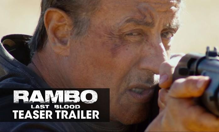 Rambo 5: Trailer na poslední Johnovu misi je oficiálně zveřejněný   Fandíme filmu