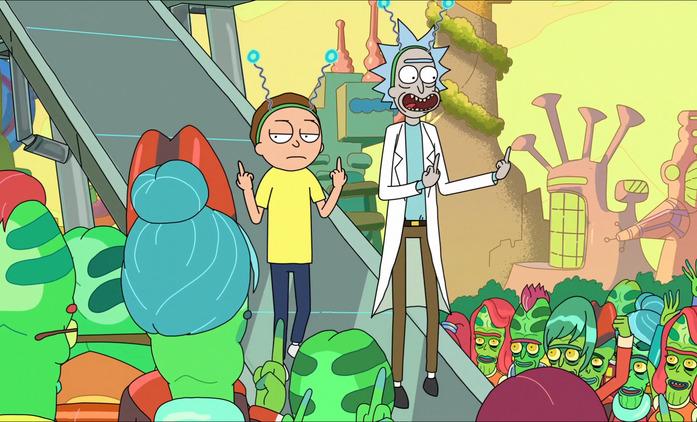 Rick a Morty 5: Nová řada láká fandy dvaceti minutami nových upoutávek | Fandíme seriálům