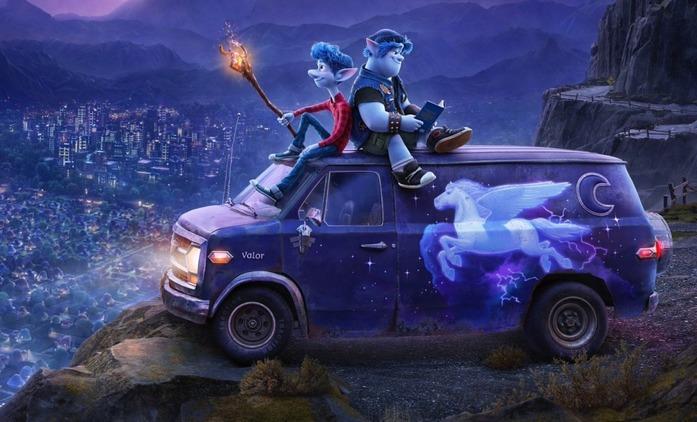 Onward: Chris Pratt a Tom Holland od Marvelu v prvním traileru originální fantasy od Pixaru   Fandíme filmu