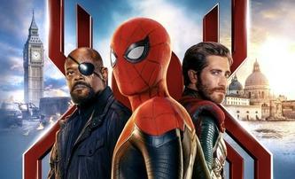 Spider-Man: Daleko od domova: Nové trailery ještě blíž odhalují marvelovské dobrodružství v Praze | Fandíme filmu