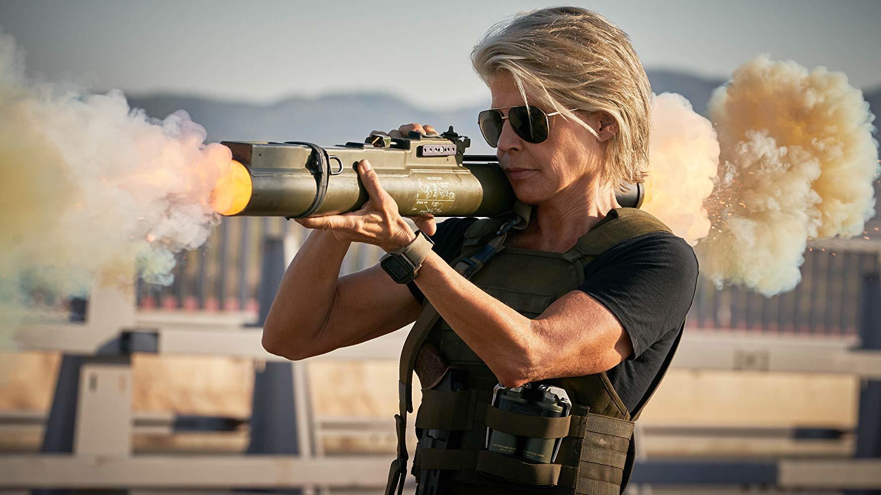 Terminátor: Linda Hamilton s dalším návratem k roli Sarah Connor nepočítá | Fandíme filmu