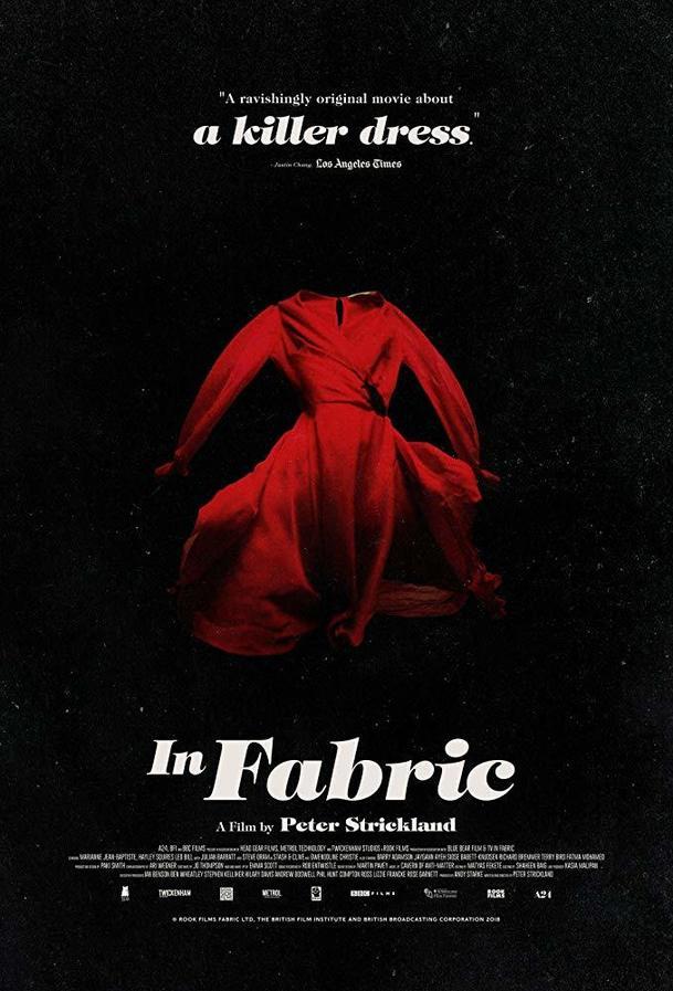 Recenze: Takové krásné šaty aneb když šaty vraždí člověka | Fandíme filmu