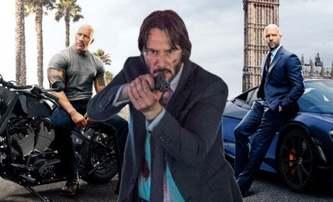 Rychle a zběsile: Hobbs a Shaw: Podle Rocka se Keanu Reeves zatím neukáže | Fandíme filmu
