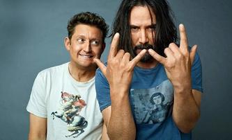 Bill a Ted 3: Začalo natáčení dalšího dílu kultovní komedie s Keanu Reveesem, jsou tu první fotky | Fandíme filmu