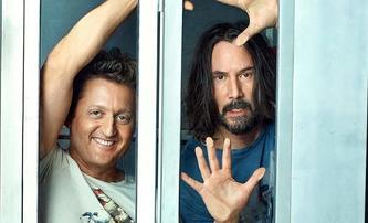 Bill & Ted Face the Music: Keanu Reeves se po Johnu Wickovi vrací ke své klasické sérii | Fandíme filmu