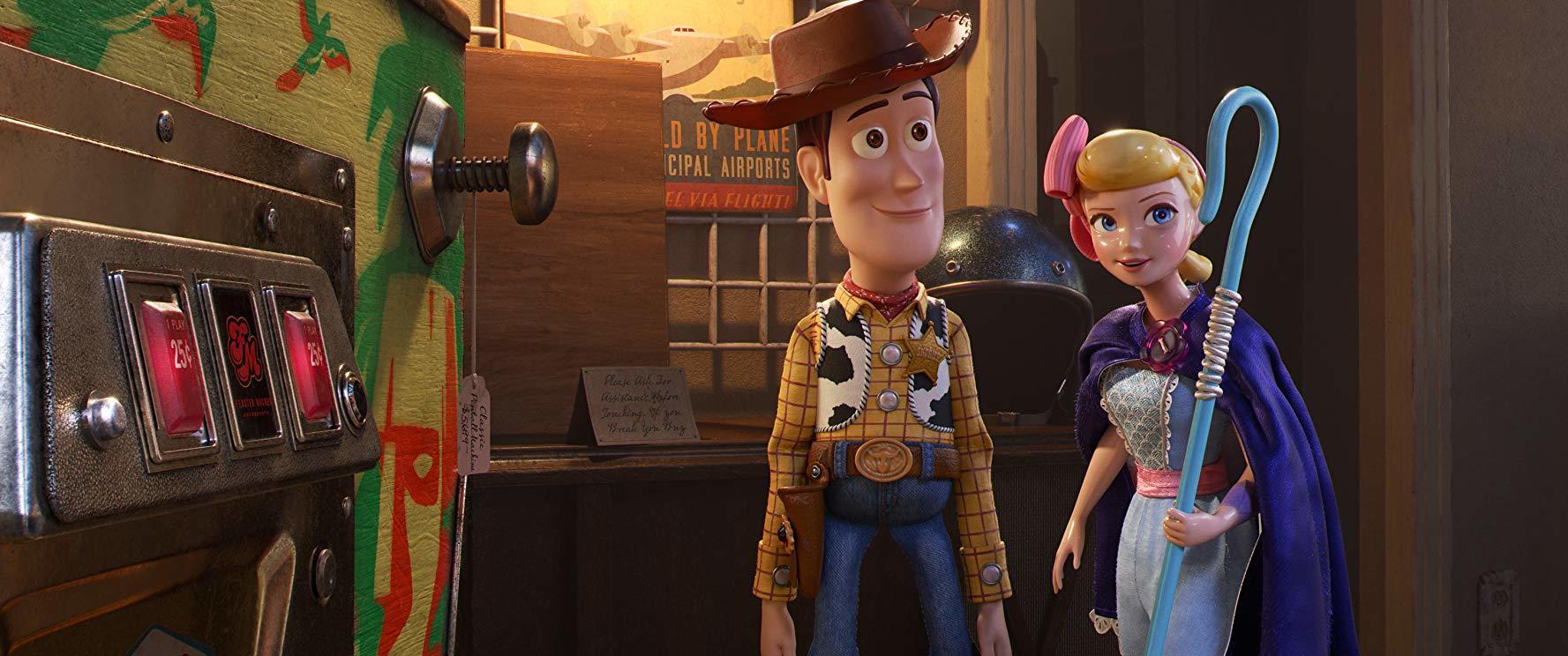 Box Office: Toy Story 4 je čtvrté nejlepší | Fandíme filmu