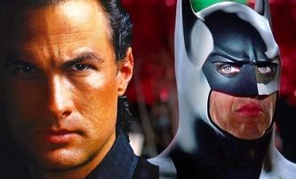Batmanem mohl být Steven Seagal a George Clooney vysvětluje, proč před rolí varoval Bena Afflecka | Fandíme filmu