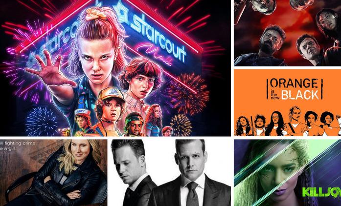 TOP 9 seriálových premiér měsíce července, které si nesmíte nechat ujít | Fandíme seriálům