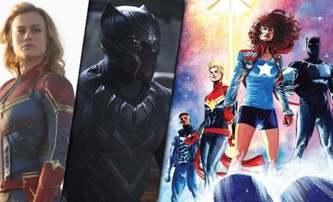 The Ultimates: Marvelácká týmovka ve stylu Star Treku | Fandíme filmu