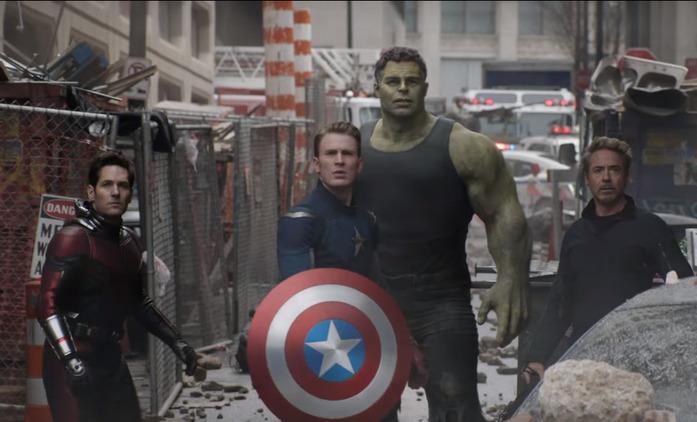 Avengers: Endgame: Verze s bonusovým materiálem půjde do kin i u nás   Fandíme filmu
