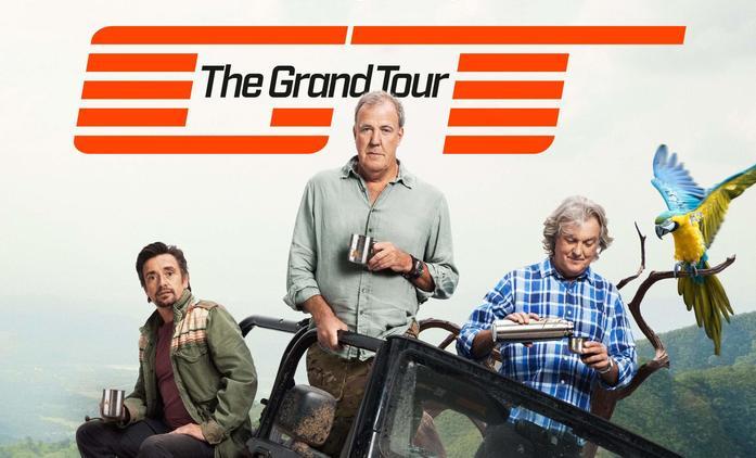 The Grand Tour: 4. řada se oficiálně točí, máme první fotky | Fandíme seriálům