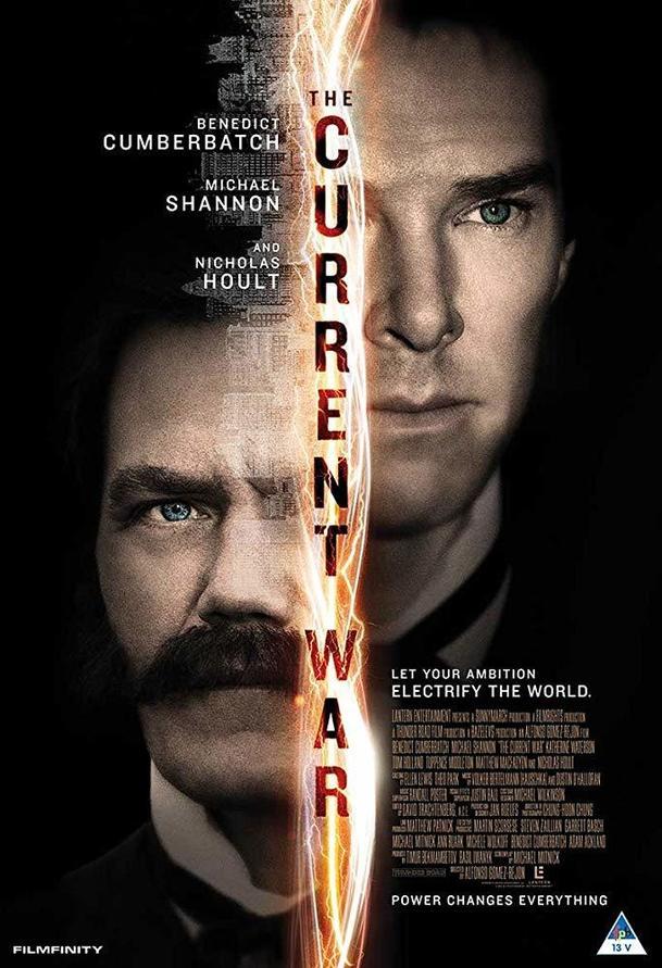 Current War: Film zmrazený Weinsteinovou kauzou se konečně blíží. Je tu nový trailer | Fandíme filmu