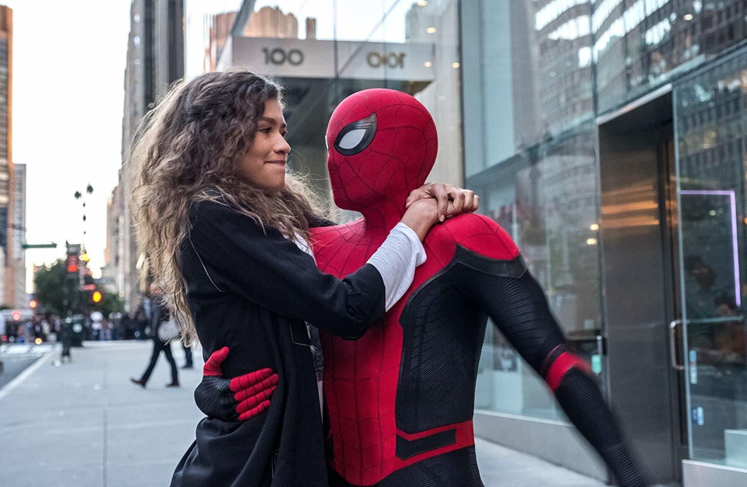 Box Office: Spider-Man: Daleko od domova je nejúspěšnějším filmem studia Sony | Fandíme filmu