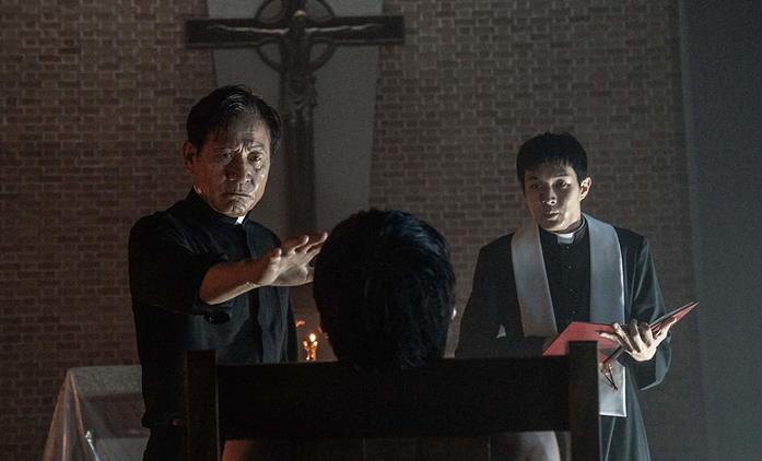The Divine Fury: Trailer slibuje akční boj s peklem ve stylu Constantina | Fandíme filmu