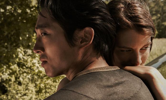 Živí mrtví: Maggie několik let po tragické smrti Glenna čeká milostný románek z komiksu | Fandíme seriálům