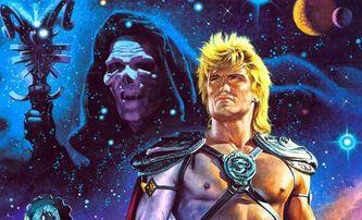 Masters of the Universe: První plakát ukazuje logo a potvrzuje datum premiéry   Fandíme filmu