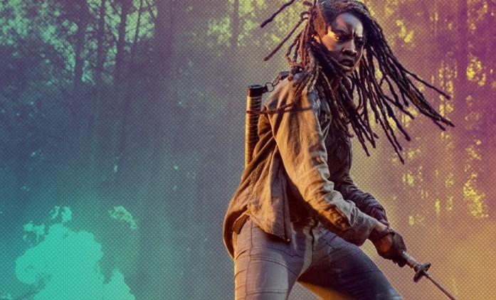 Živí mrtví 10: Michonne opouští seriál a další novinky z Comic-Conu   Fandíme seriálům