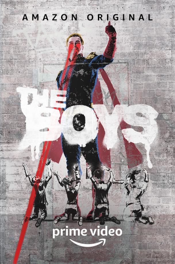 Recenze: The Boys - Drsná komiksová adaptace ukazuje superhrdiny, jak je neznáte   Fandíme serialům