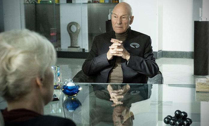 Picard: Nové trailery lákají na čtvrteční premiéru Star Trek seriálu | Fandíme seriálům