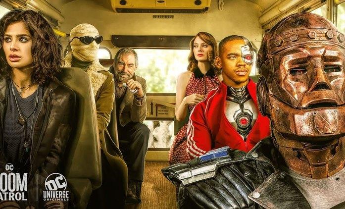 DC Universe: Co všechno chystá streamovací služba do budoucna   Fandíme seriálům