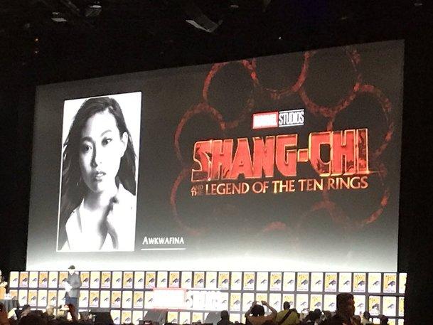 Shang-Chi: Marvel možná představí vlastního draka   Fandíme filmu