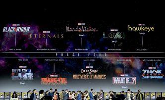 Marvel by v budoucnu mohl vydávat čtyři filmy ročně už natrvalo | Fandíme filmu
