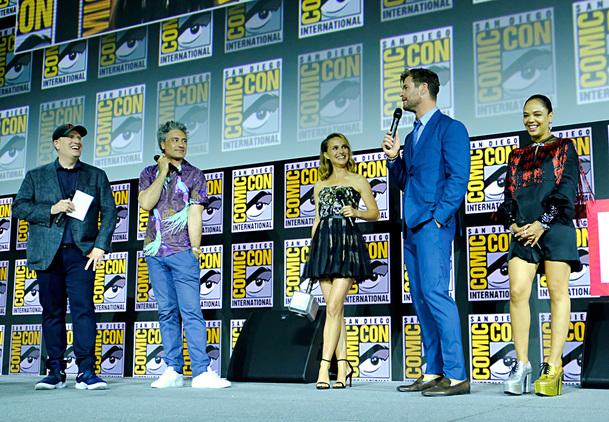 Thor: Love and Thunder množstvím superhrdinů bude působit jako další Avengers   Fandíme filmu