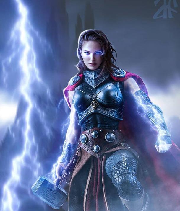 Thor: Love and Thunder: Hlavní postavou je stále Chris Hemsworth   Fandíme filmu