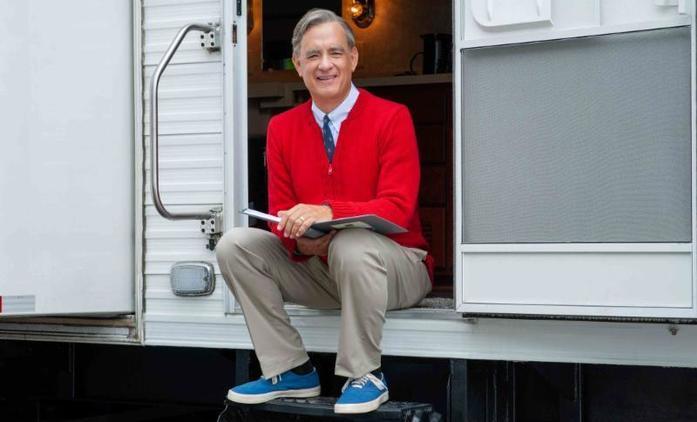 Beautiful Day in the Neighborhood: Tom Hanks rozdává radost v prvním traileru | Fandíme filmu