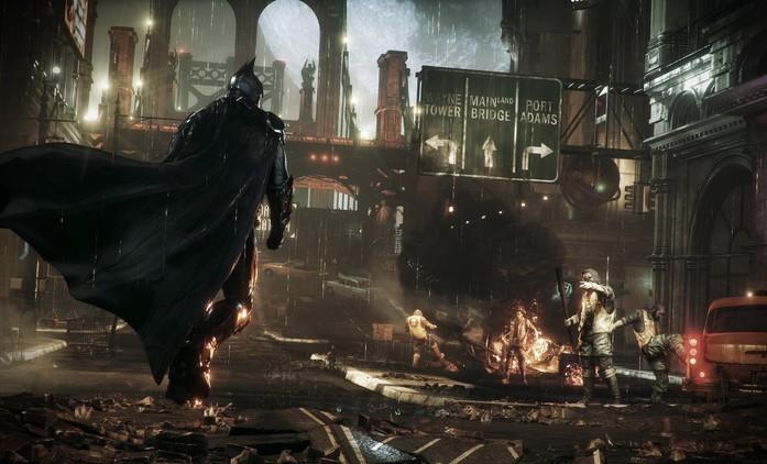 The Batman: Pohřbená verze s  Benem Affleckem se měla odehrávat v Arkham Asylum | Fandíme filmu