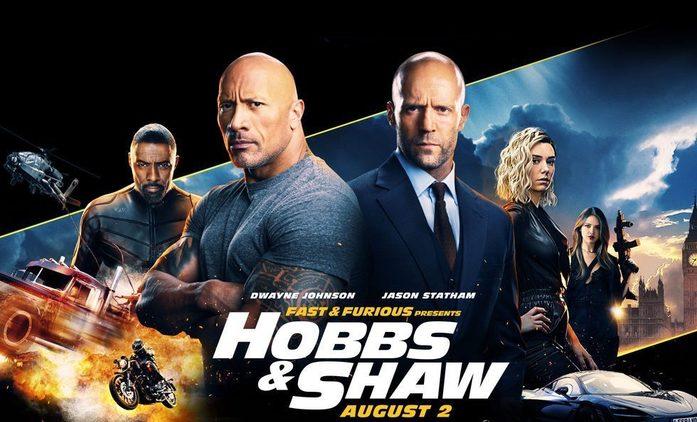 Recenze: Rychle a zběsile: Hobbs a Shaw si poradili i bez Vina Diesela | Fandíme filmu