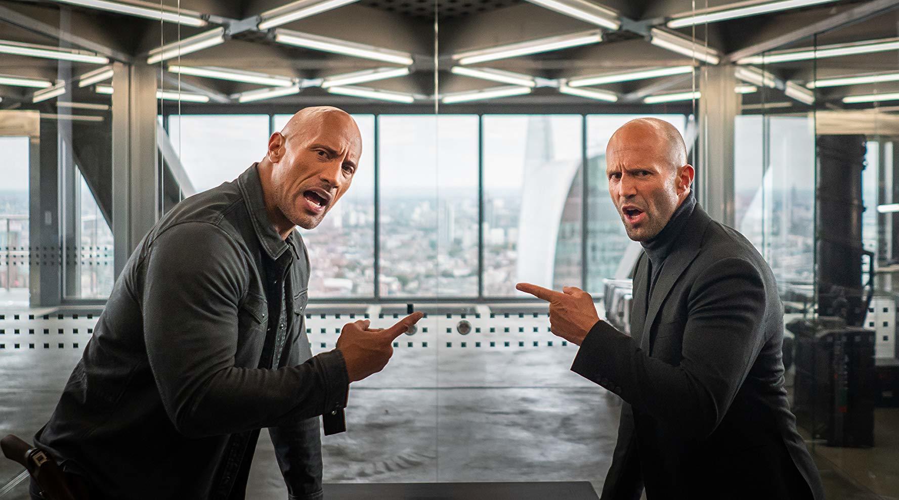 Box Office: Hobbs a Shaw mají slušné recenze, ale tržby oproti ostatním Rychle a zběsile slabší | Fandíme filmu