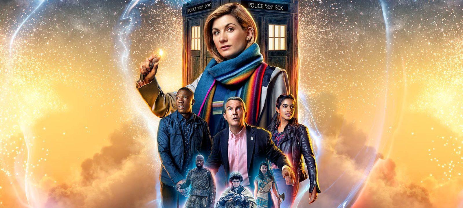 Doctor Who: Všechny díly budou exkluzivně dostupné na HBO Max   Fandíme filmu