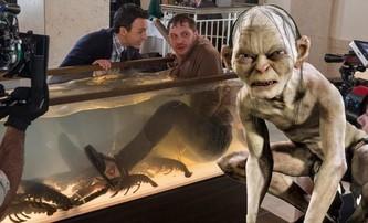 Venom 2: Je to potvrzené - žrouta syrových humrů zrežíruje Glum   Fandíme filmu