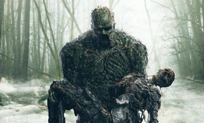 Recenze: Swamp Thing je zajímavá komiksovka s nezaslouženým koncem   Fandíme seriálům