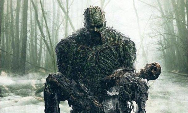 Recenze: Swamp Thing je zajímavá komiksovka s nezaslouženým koncem   Fandíme serialům