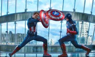 Avengers: Endgame: 2x Captain America – natáčení souboje a jak funguje cestování časem | Fandíme filmu