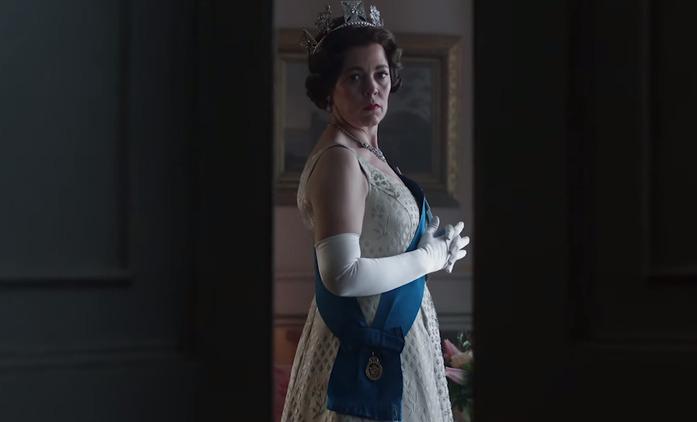 Koruna: V nové řadě Alžběta II. opět změní tvář, je tady první foto   Fandíme seriálům