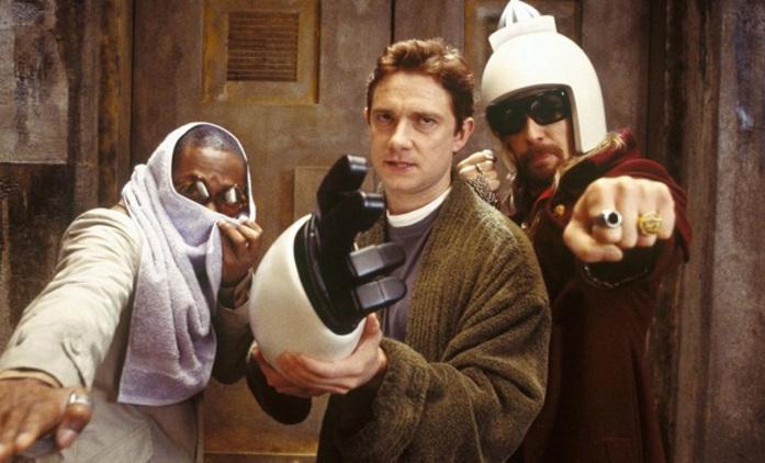 Stopařův průvodce po galaxii: Kultovní román dostane nový seriál   Fandíme seriálům