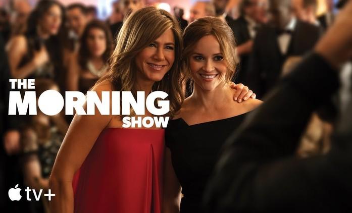 The Morning Show: Třaskavý svět zpráv s Jennifer Aniston představuje dramatický trailer | Fandíme seriálům