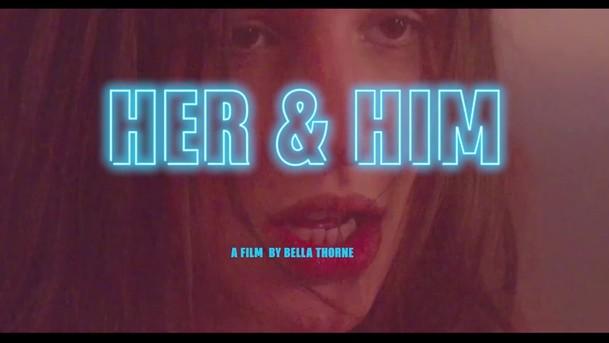 Her & Him: Režisérskou prvotinu Belly Thorne můžete vidět na Pornhubu měsíc zdarma | Fandíme filmu