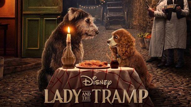 Lady a Tramp: Hraný remake vyfasoval první trailer   Fandíme filmu