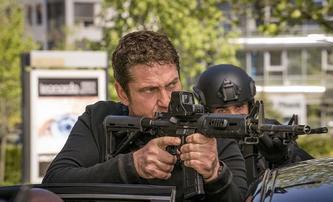 Box Office: Gerard Butler zase zachraňuje prezidenta, The Rock boduje v Číně | Fandíme filmu