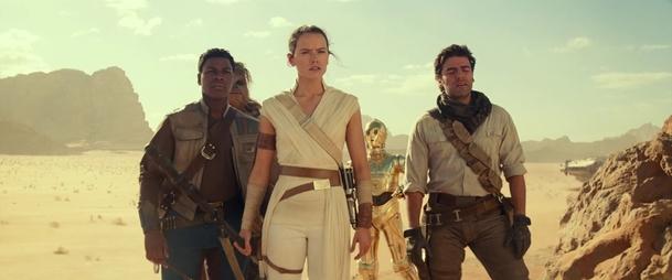 Star Wars: Vzestup Skywalkera: Víme, kdy dorazí finální trailer, je tu ochutnávka | Fandíme filmu
